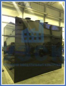 Бак по серии 5.904-43 А16В 101.000-08 для воды в Киргизии