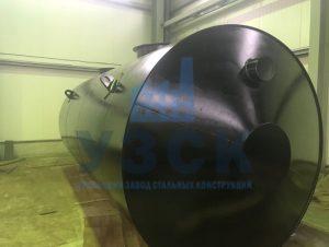 Емкость подземная дренажная ЕП 25-2400-2800-1 в Киргизии