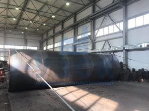 Резевуар вертикальный стальной в Киргизии