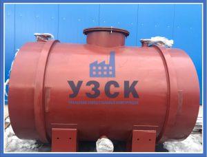 Резервуар для воды и спирта в Киргизии