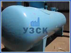 Резервуар РГС в Киргизии