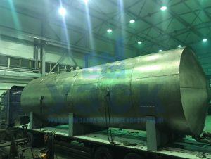 Резервуары РГС 60 м3 в Киргизии