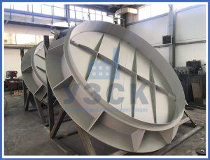 Клапаны ПГВУ, ОСТ, КЛК Ду 2800 от производителя в Киргизии