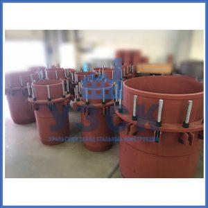 Купить сальниковые компенсаторы Ду 1000, Ду 700, Ду 800, Ду 600, Ду 500, Ру 25 в Киргизии