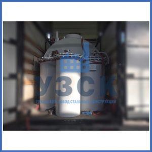 Купить ёмкость подземная 20 м3 ГКК-1-1-1-20-0,07-У в Киргизии