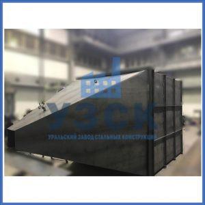 Купить циклоны ЦН-15, ЦН-15-400-1УП, ЦН 15-400-4УП с бункером и улиткой в Киргизии